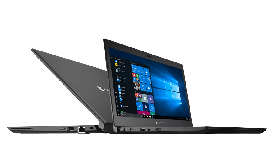 Dynabook presents its new Portege A30-E laptop PC